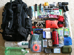 BOB bug out bag